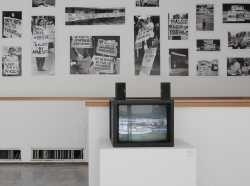 RISE AND FALL OF APARTHEID EXHIBITION